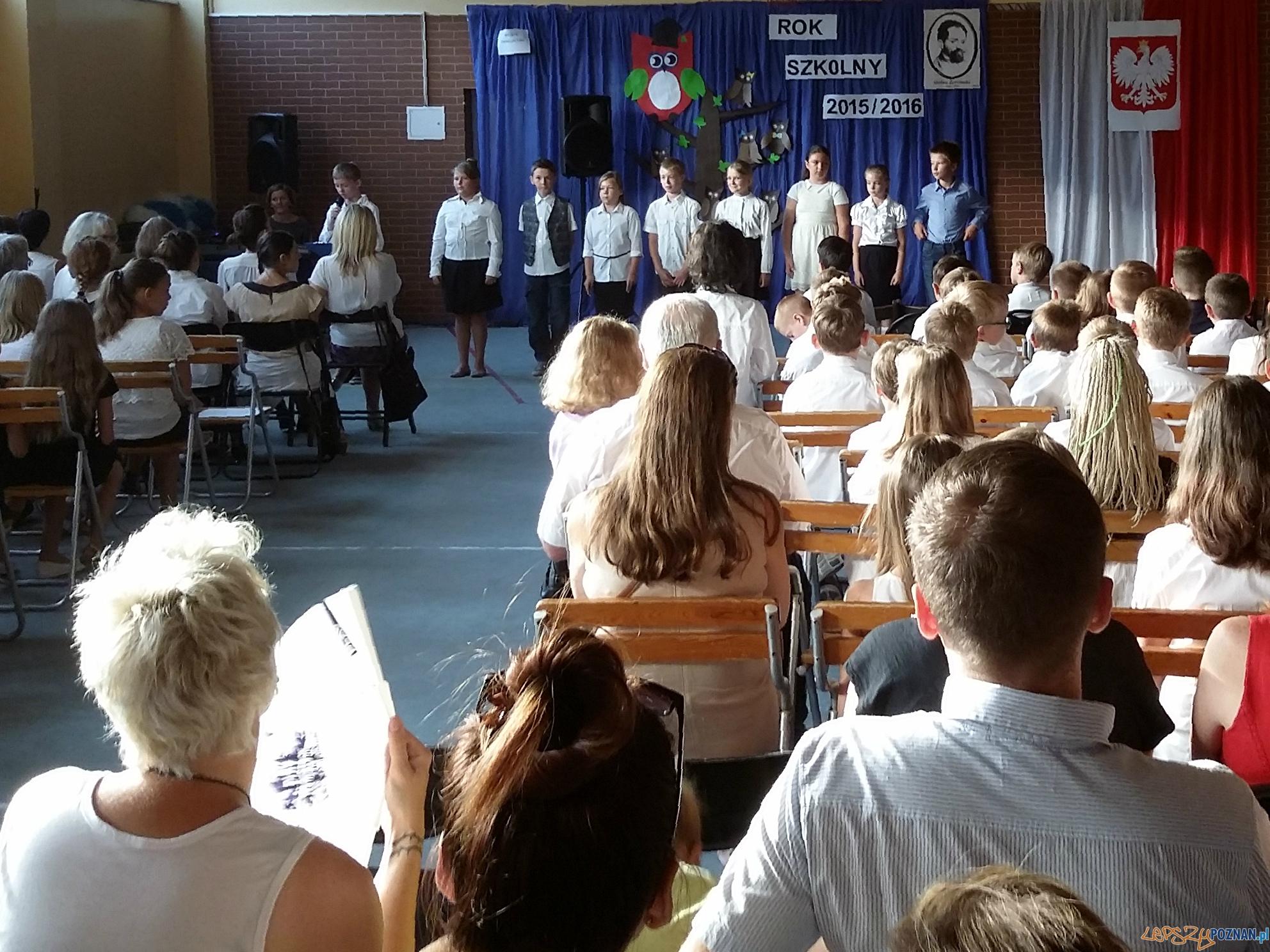 Czas wrócić do szkoły  Foto: fb.com/poznan.antoninek