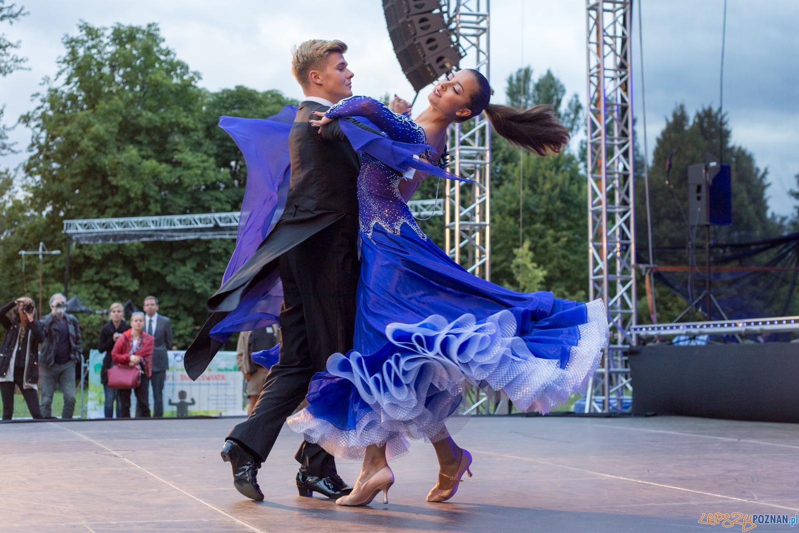 Żywioły i... tańce świata  Foto: lepszyPOZNAN.pl / Piotr Rychter