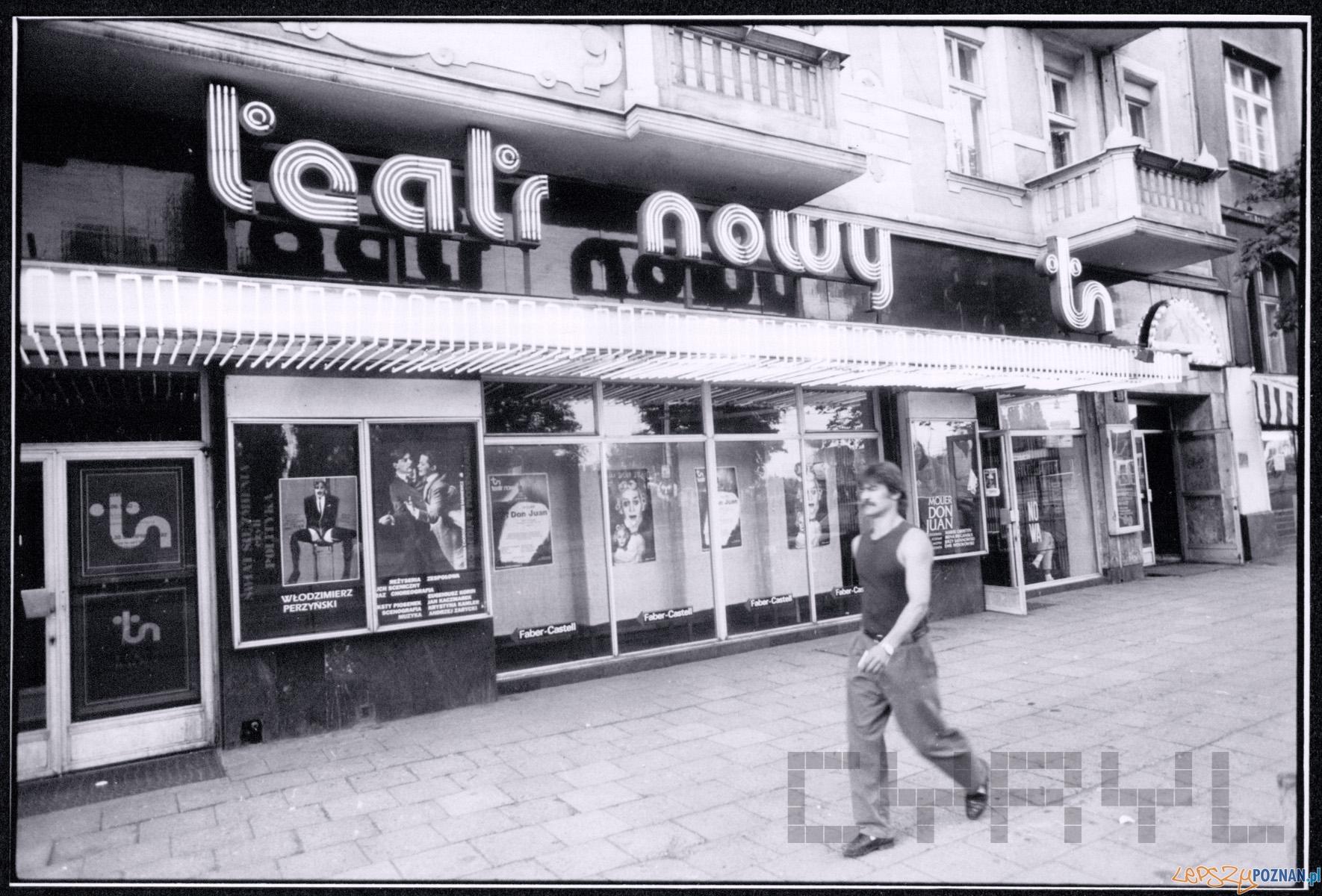 Teatr Nowy (1990)  Foto: Cyryl