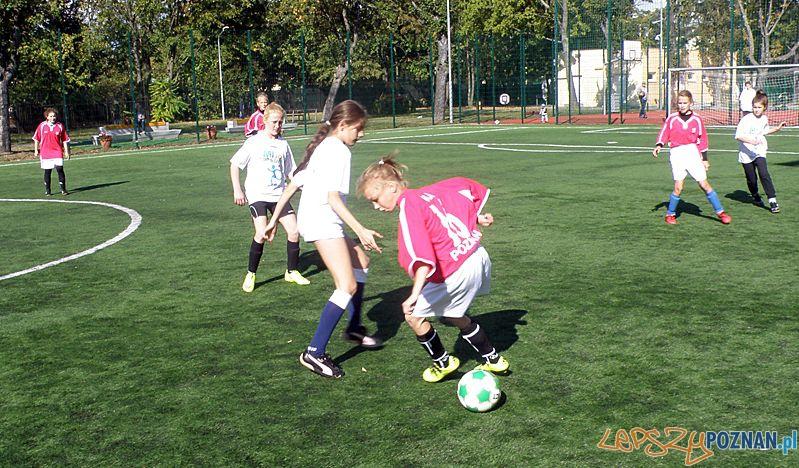 Poznańska Liga Orliczek  Foto: UMP