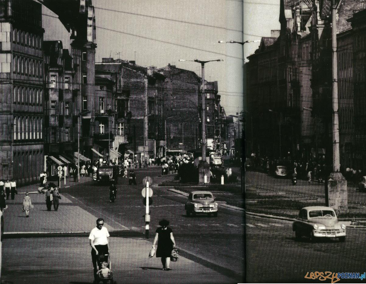 Sw. Marcin 1965 Poznan wczoraj i  Foto: Dwany Poznan / facebook