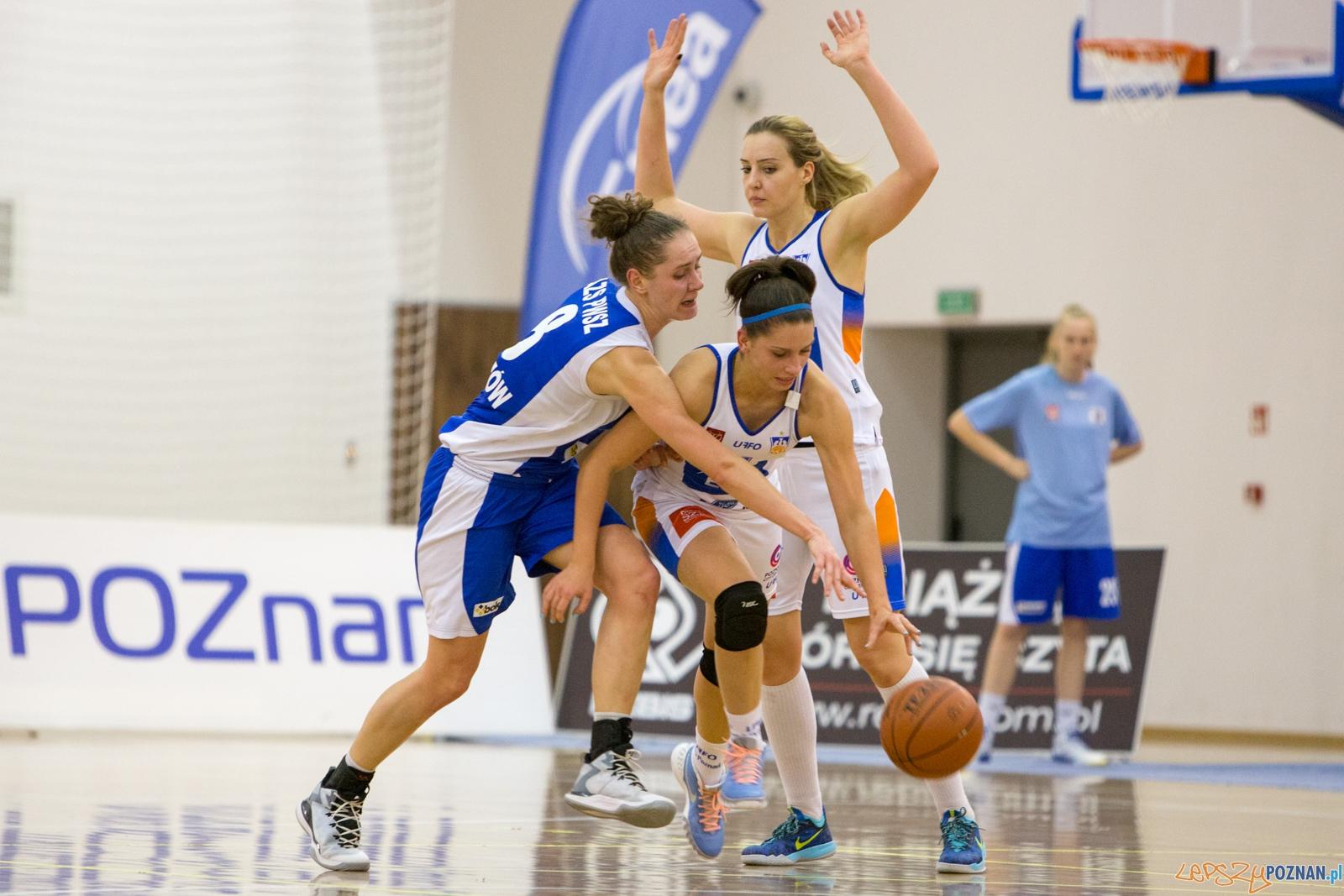 1 liga Kobiet Enea AZS Poznań - AZS PWSZ II Gorzów  Foto: lepszyPOZNAN.pl / Piotr Rychter