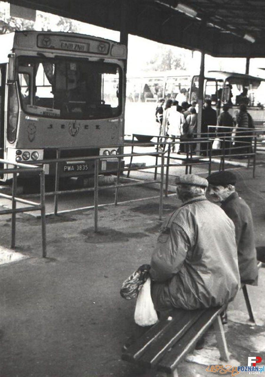 Stary Dworzec PKS  Foto: materiały archiwalne PKS