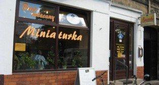 Bar Miniaturka Matejki 28.10.2008 (2) lazarz.pl  Foto: Janusz Ludwiczak /  lazarz.pl