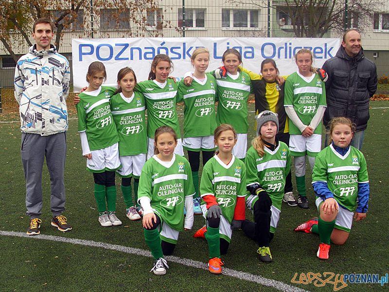Poznańska Liga Orliczek listopad_2015  Foto: materiały prasowe