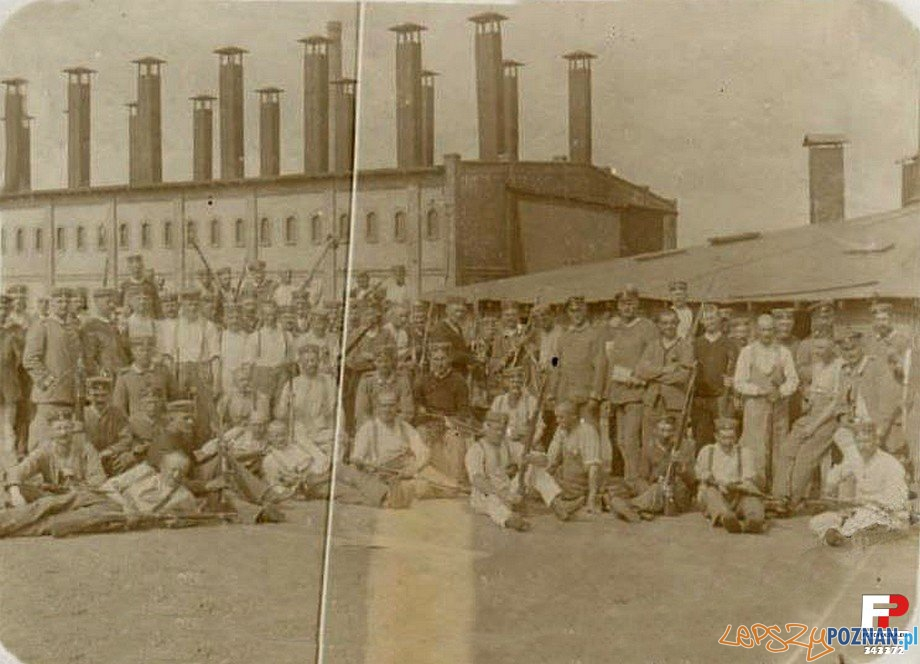 Cegielnia na Starołęce 1900-1910  Foto: fotopolska