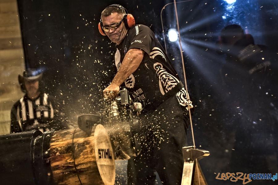 Mistrzostwa Świata Stihl Timbersports  Foto: mat. prasowe