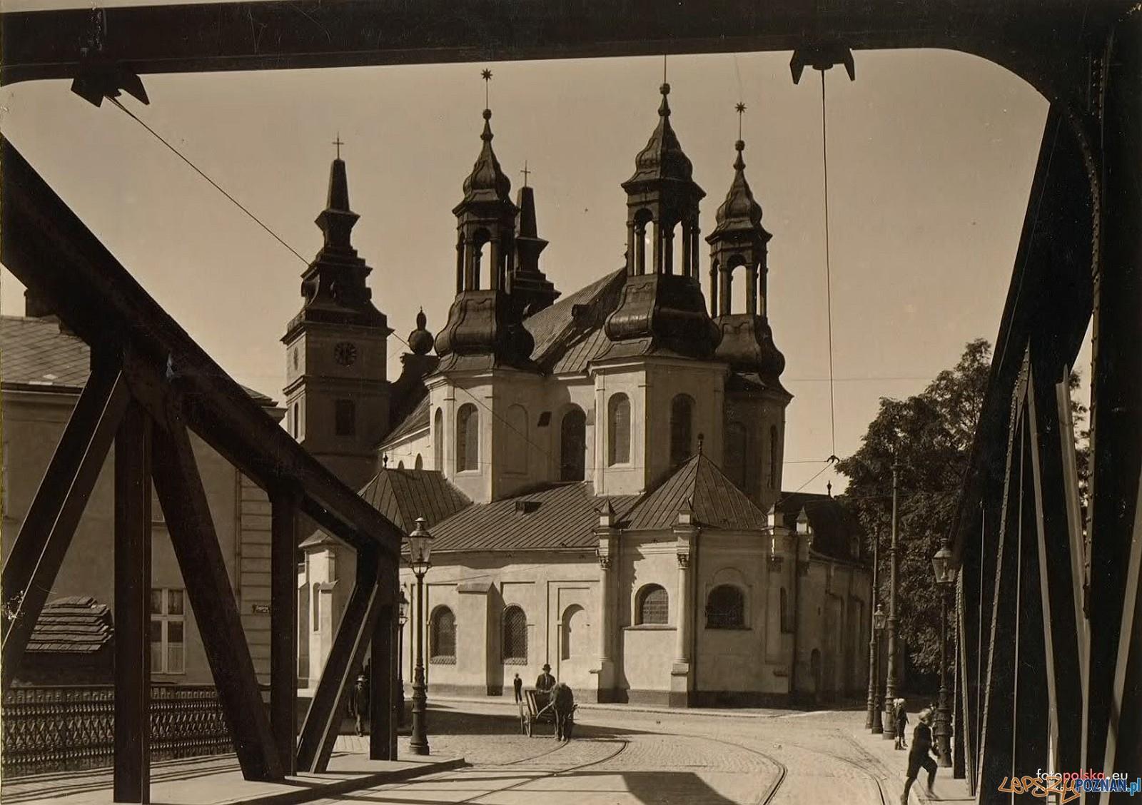 Most Cybiński -  1920-39  Foto: fotopolska