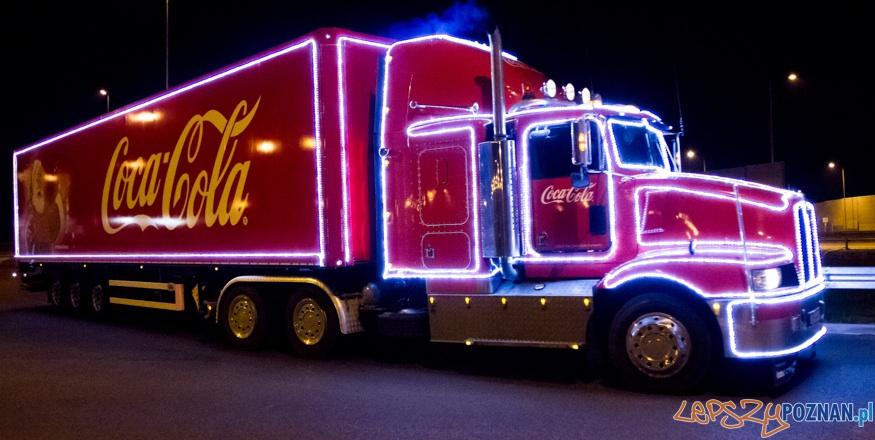 Swiateczna trasa ciezarowek Coca-Cola_7  Foto: