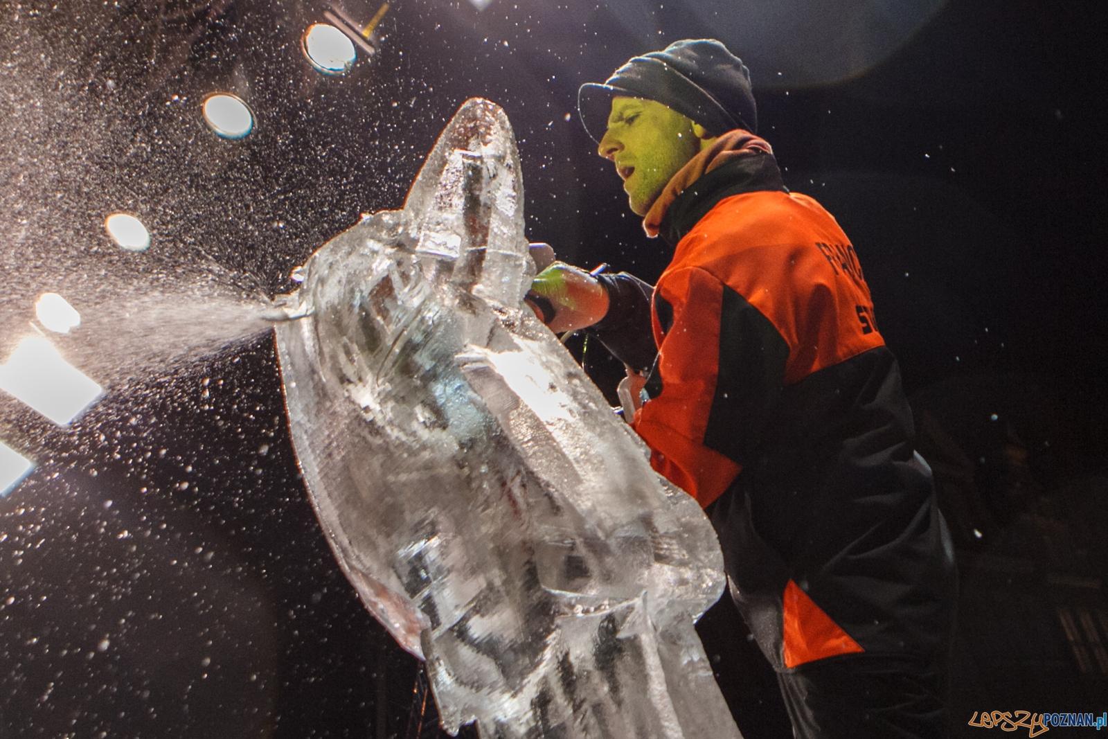 STIHL POZnan Ice Festival 2015 - 12.12.2015 r.  Foto: LepszyPOZNAN.pl / Paweł Rychter