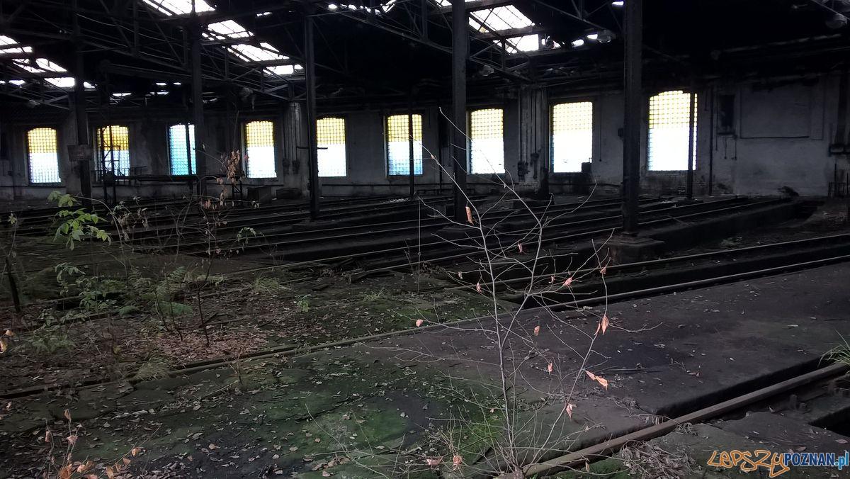Stara Parowozownia na Łazarzu  Foto: materiały prasowe