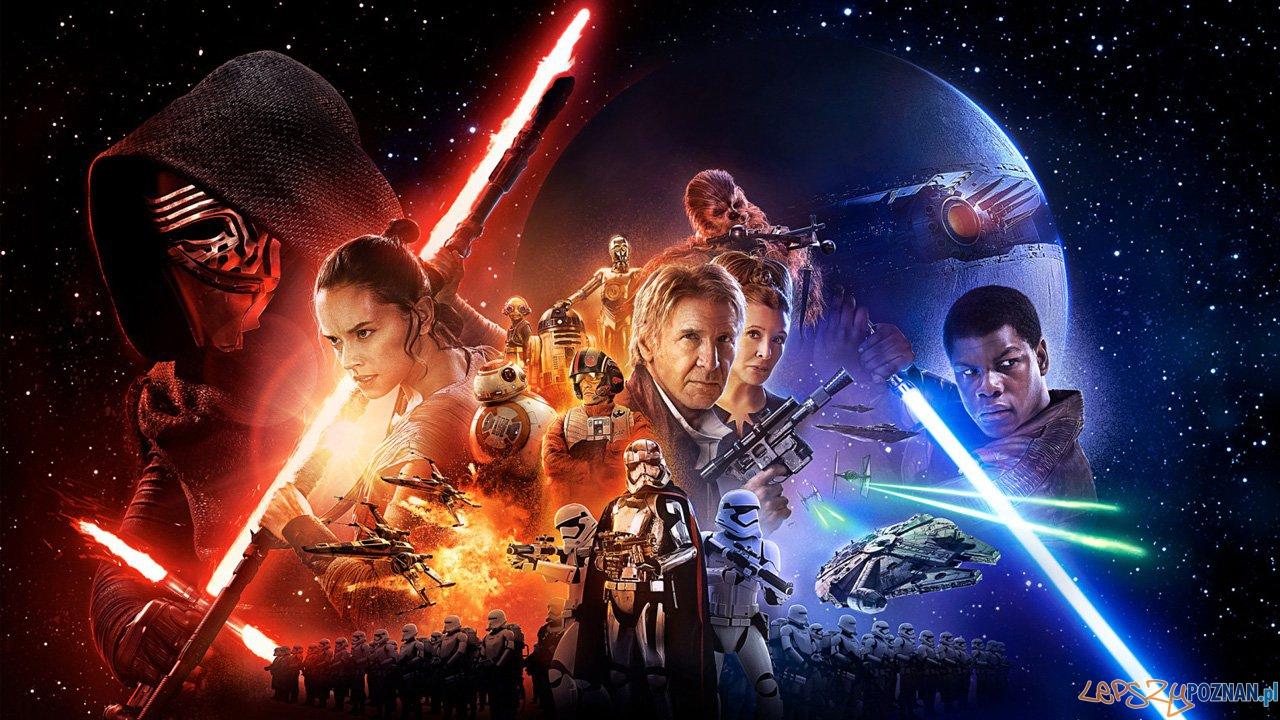 Gwiezdne Wojny: przebudzenie mocy  Foto: Gwiezdne Wojny: przebudzenie mocy