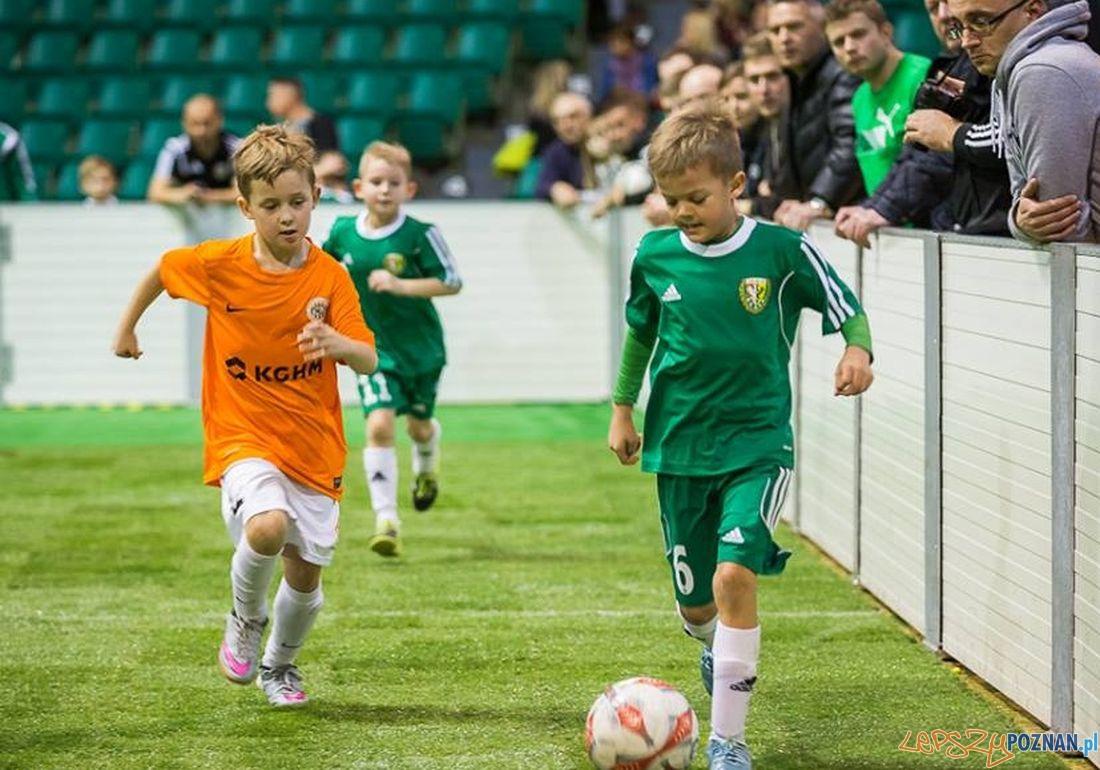 Międzynarodowy Turniej piłkarski w Arenie  Foto: mat. prasowe