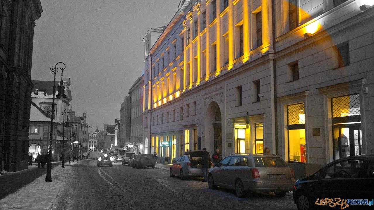 Paderewskiego zimą  Foto: Tomasz Dworek