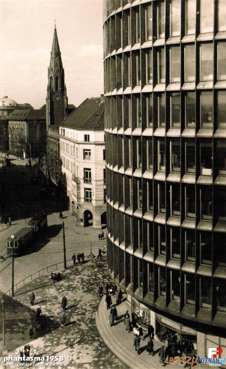 Okrąglak  - Powszechny Dom Towarowy 1955  Foto: