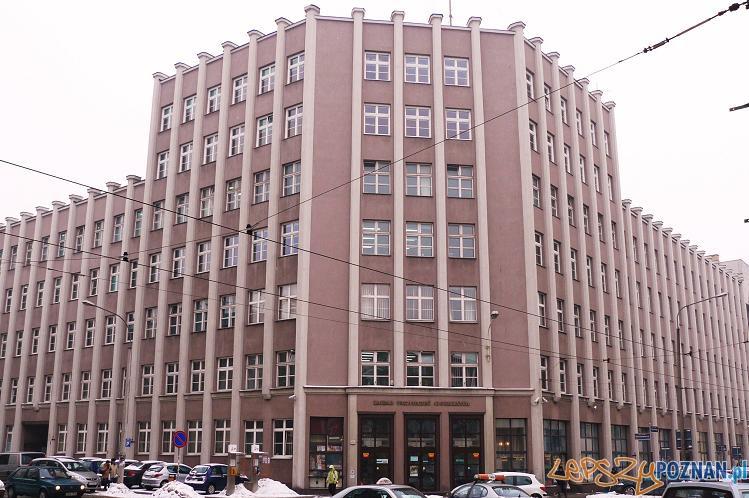 Budynek ZUS na Dąbrowskiego  Foto: wikipedia