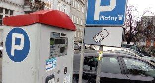 Parkomat / strefa parkowania  Foto: © lepszyPOZNAN.pl / Karolina Kiraga