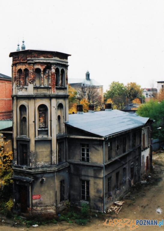 Fabryka Cegielskiego - kantor przed renowacja  Foto: poznan.wikia.com