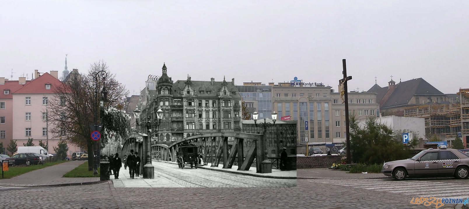 Chwaliszewo  Stare z nowym  Foto: Rada Osiedla Stare Miasto