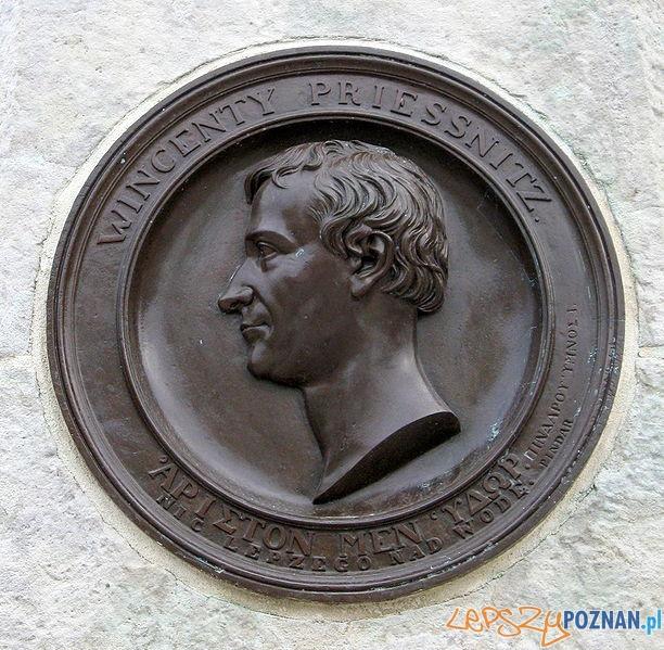 Portret Priessniza  Foto: Biblioteka Raczyńskich