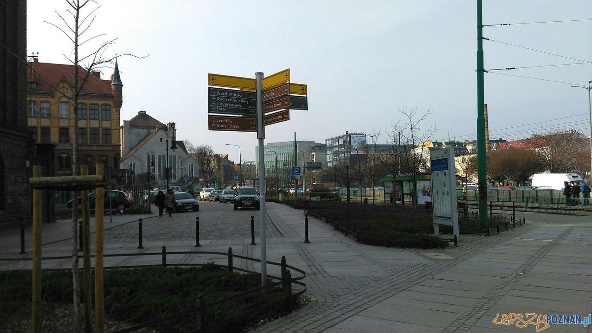 Plac Stawny do zagodpodarowania  Foto: Tomasz Dworek