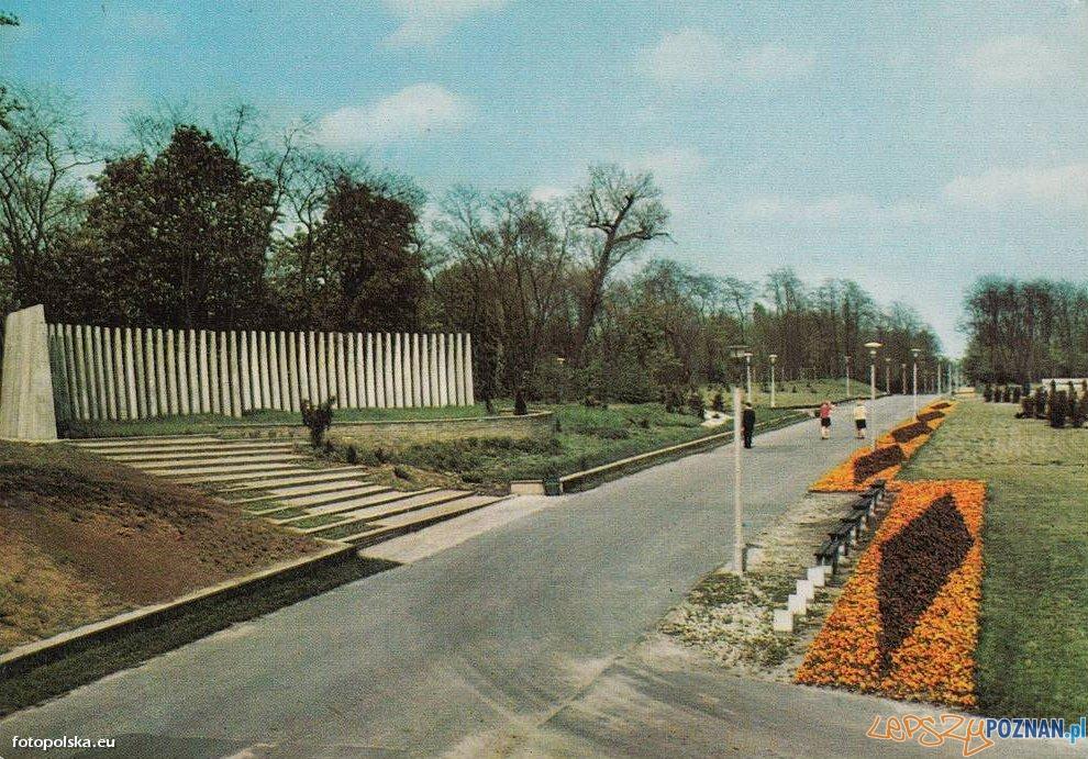 Cytadela, lata 70 XX wieku  Foto: fotopolska