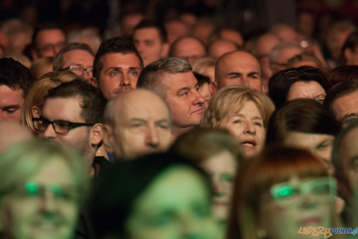publiczność  / widownia  Foto: © lepszyPOZNAN.pl / Karolina Kiraga