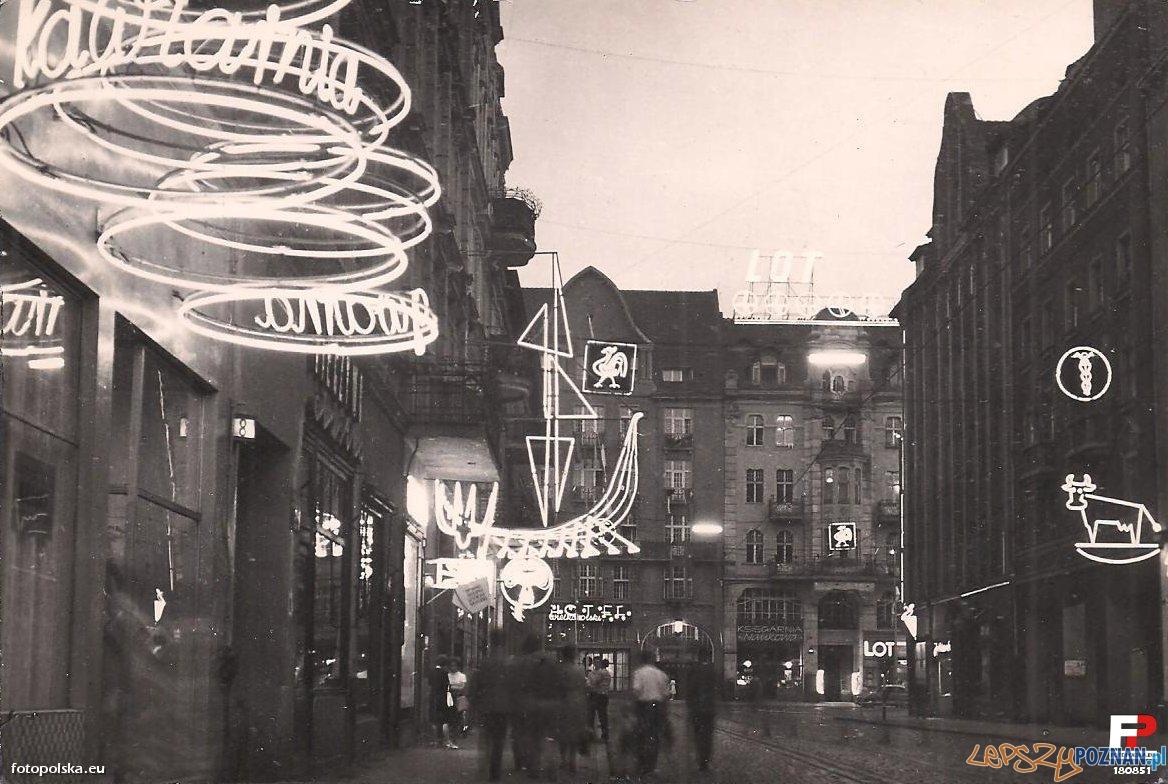 Gwarna - lata 60-te  Foto: fotopolska