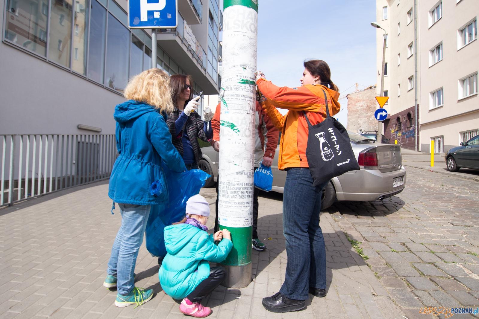 III Sprzątamy Wildę  Foto: lepszyPOZNAN.pl / Piotr Rychter