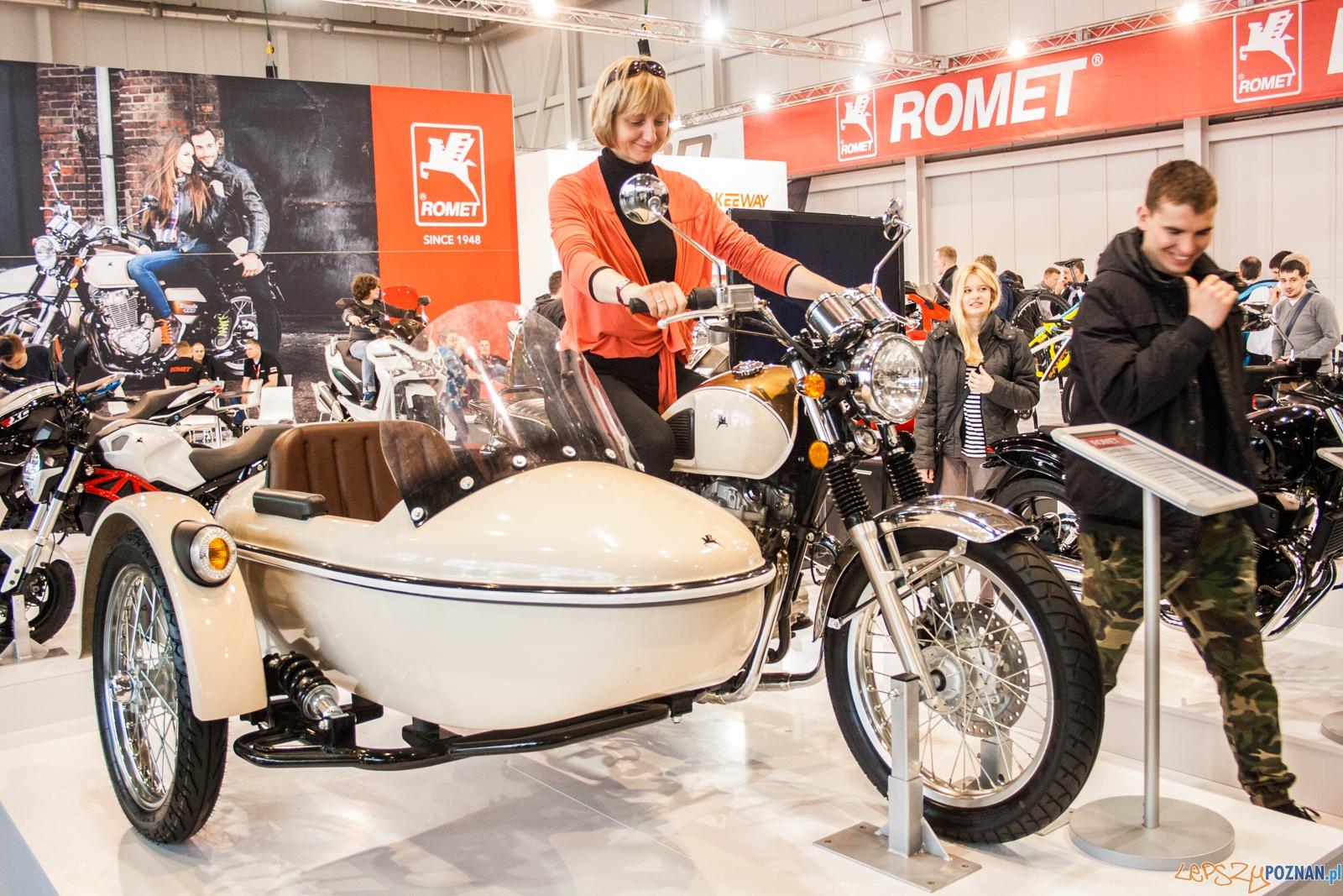 Motor Show 2016 (2.04.2016)  Foto: © lepszyPOZNAN.pl / Karolina Kiraga