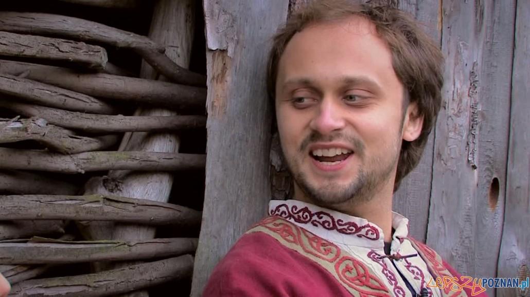 Wojtek Drewniak  Foto: youtube