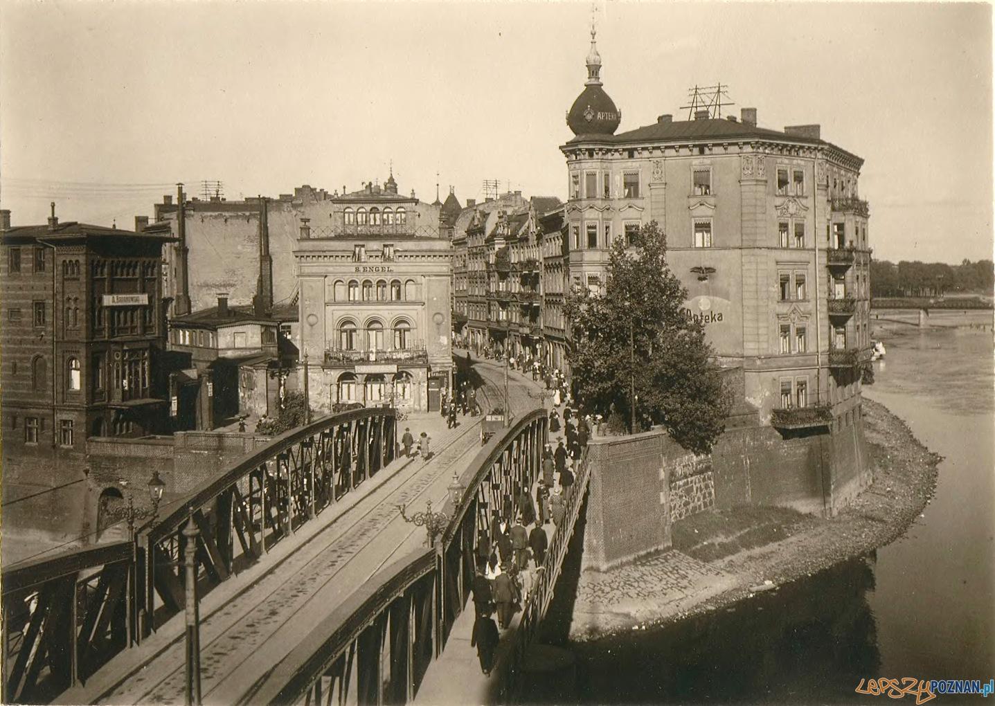 Chwaliszewo przed wojną fotopolska  Foto: fotopolska