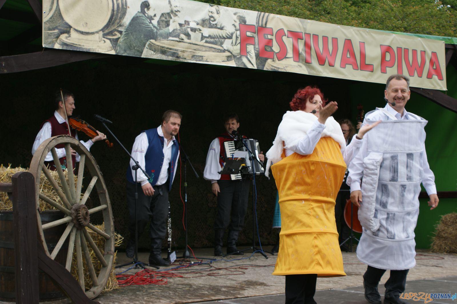 Festiwal Piwa w Szreniawie  Foto: Muzeum w Szreniawie