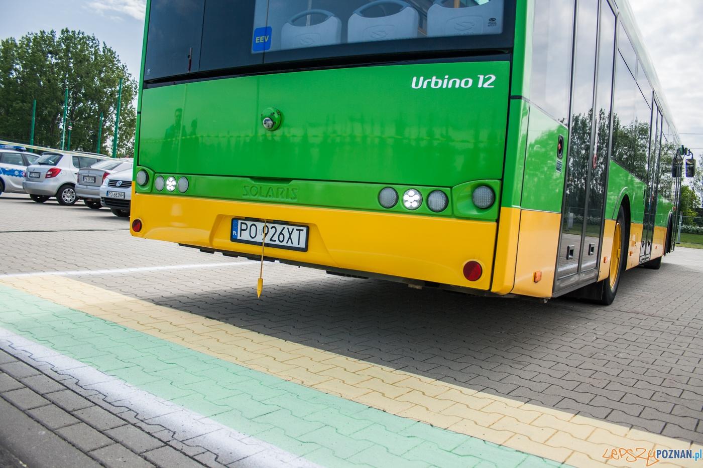 Konkurs na najlepszego kierowcę autobusu MPK (21.05.2016)  Foto: © lepszyPOZNAN.pl / Karolina Kiraga