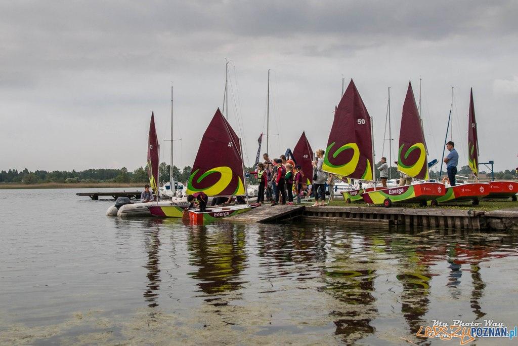 Piknik żeglarski nad jeziorem Kierskim (3)  Foto: materiały prasowe / POZŻ