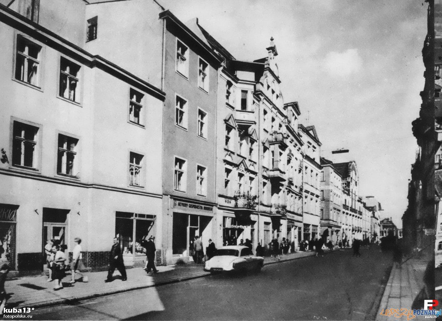 Wroclawska lata 70-te  Foto: fotopolska
