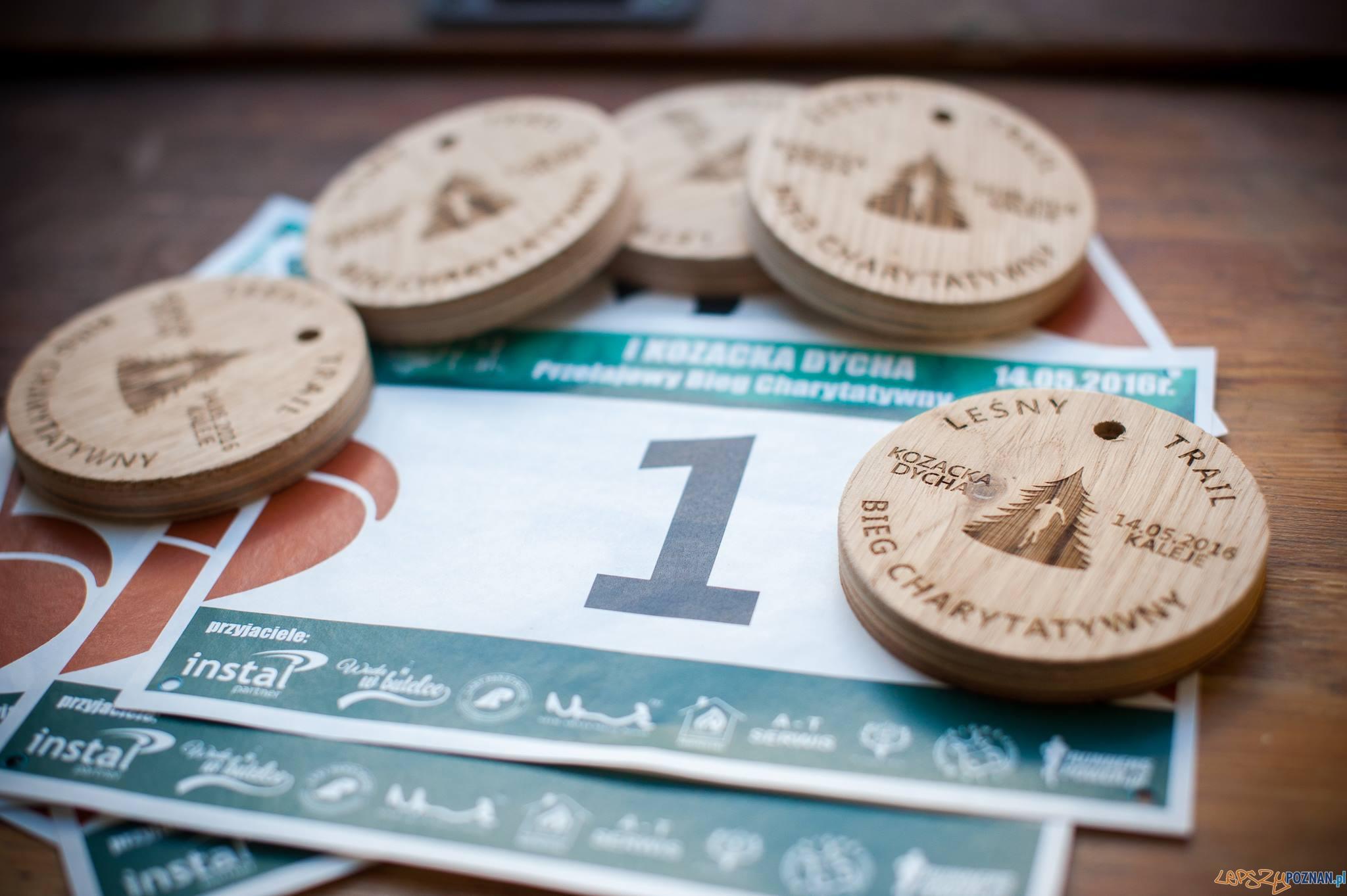 Kozacka dycha - medale  Foto: materiały prasowe