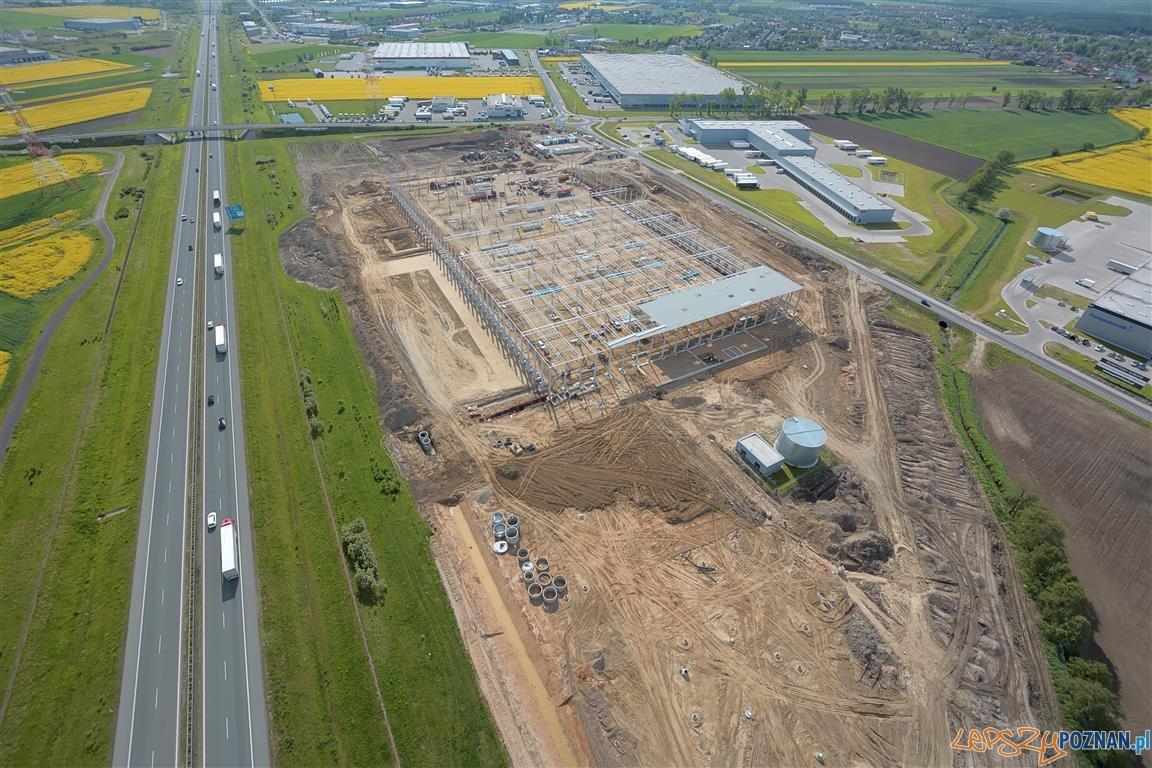 400 nowych miejsc pracy w centrum dystrybucyjnym Tesco  Foto: Goldbeck