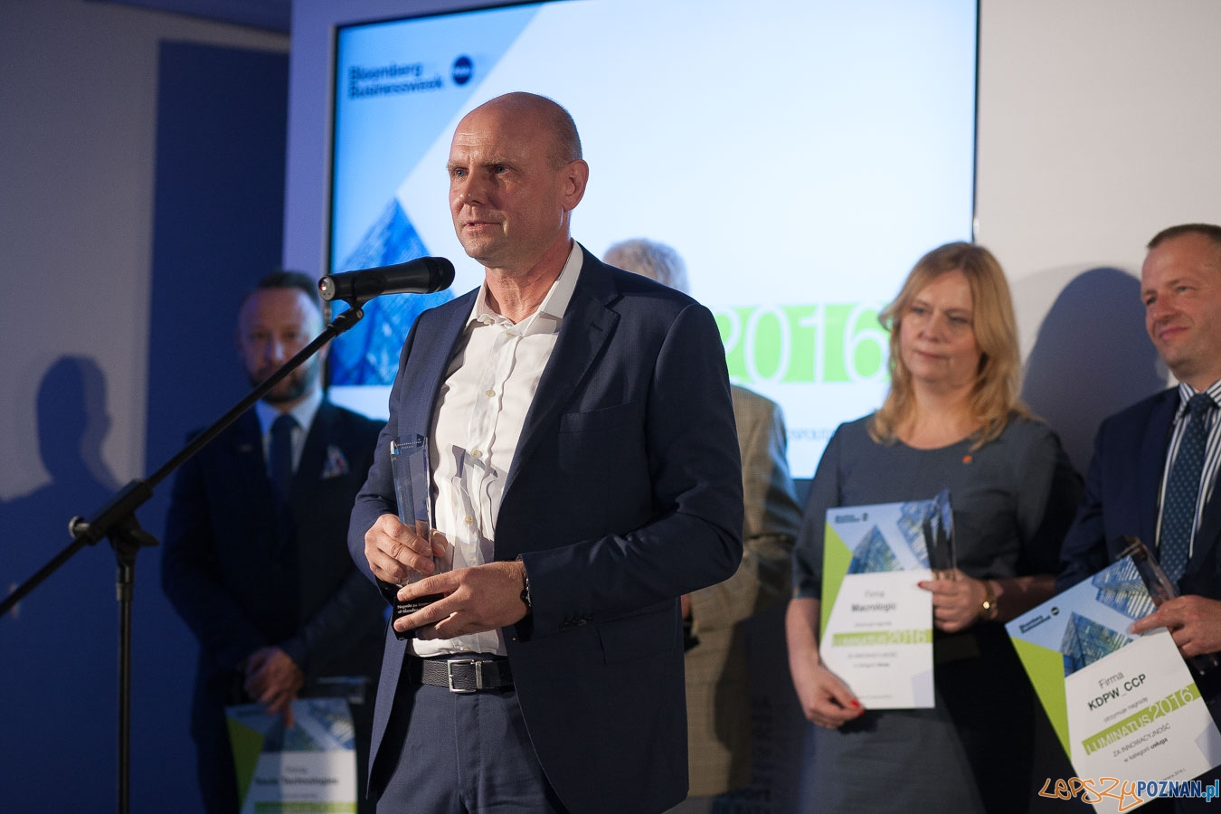 Spółka Schur Flexibles nagrodzona, Marek Pawlak  Foto: mat. prasowe