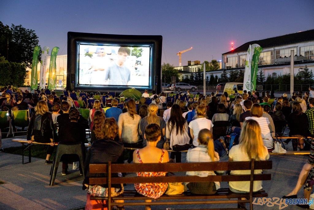 Lato na Targach (Kino Plenerowe) (1)  Foto: