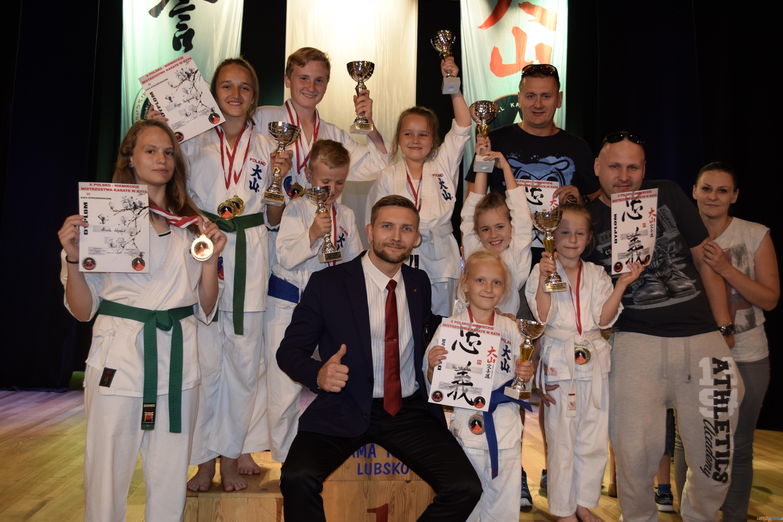 miniatura IX Mistrzostwa Polsko-Niemieckie Karate WSSW Poznań  (17)  Foto: Wielkopolskie Stowarzyszenie Sztuk Walki
