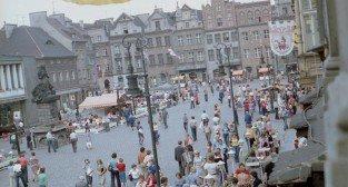 Jarmark Świętojański w 1978 r.  Foto: Archiwum MTP