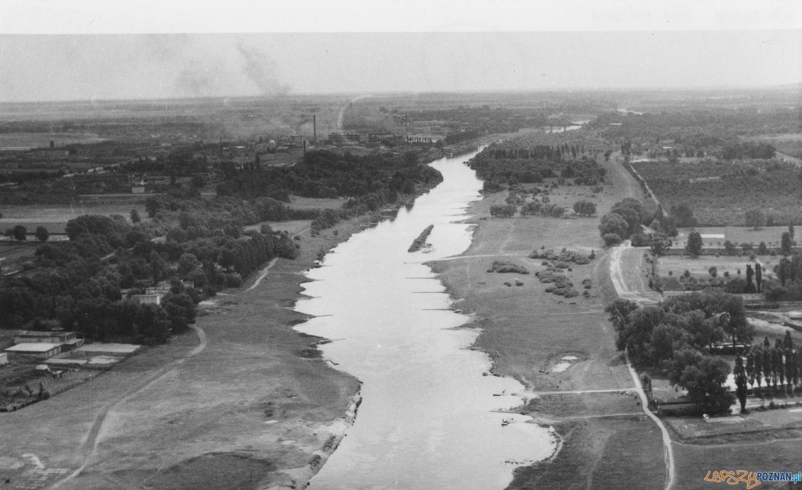 Warta z Mostu Marchlewskiego 1955-66 J.Korpal Cyryl2  Foto: Janusz Korpal / Cyryl