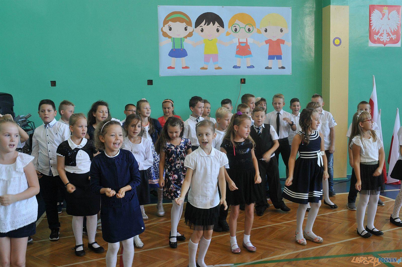 Rozpoczęcie roku szkolnego  Foto: UMP