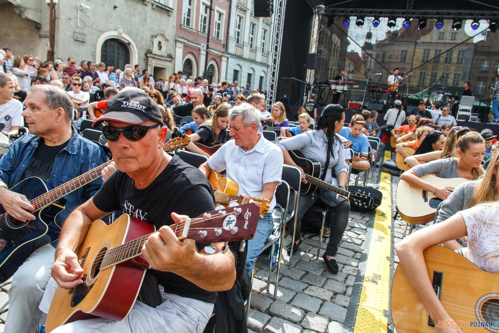 Happening Gitarowy: Should I Stay or Should I Go? - Poznań 04.0  Foto: LepszyPOZNAN.pl / Paweł Rychter