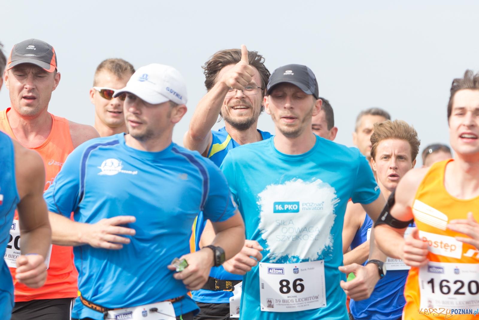 39. Bieg Lechitów  Foto: lepszyPOZNAN.pl / Piotr Rychter
