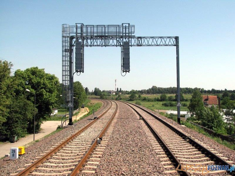 Poznańska spółka z kolejowym kontraktem  Foto: Torpol