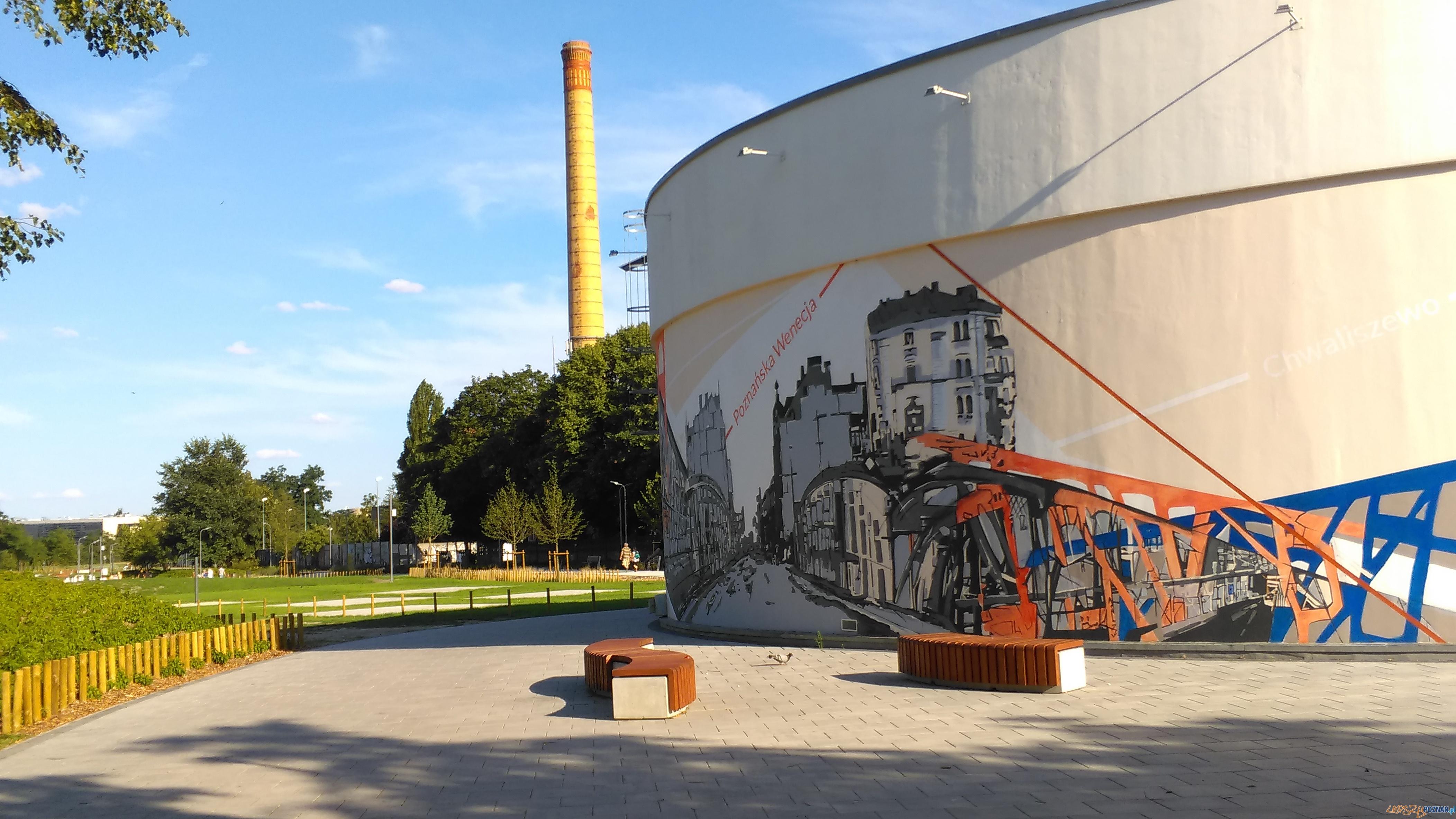 Pawilon Nowa Gazownia  Foto: T. Dworek
