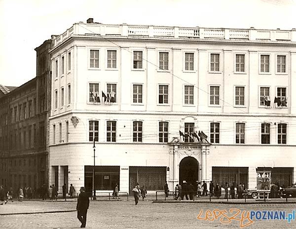 Hotel Orbis Bazar - lata 60-te  Foto: fotopolska