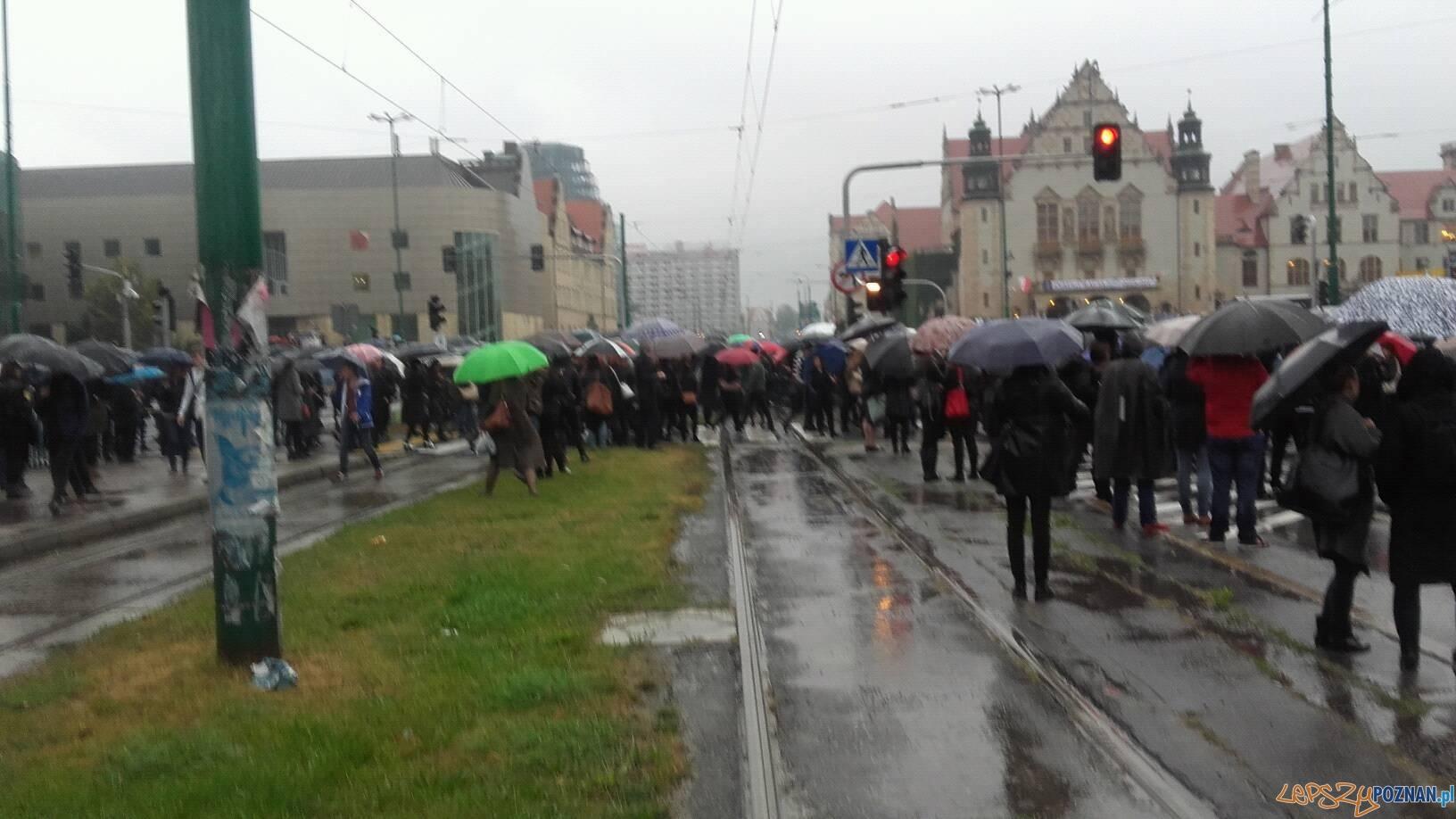 Czarny protest  Foto: Magda
